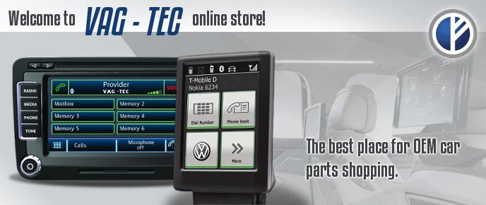 Välkommen till  VAG-TEC online butik
